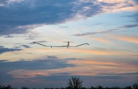 Самолёт на солнечных батареях Zephyr S HAPS провел в воздухе 25 суток. Это новый рекорд непрерывного полета среди аппаратов этой категории