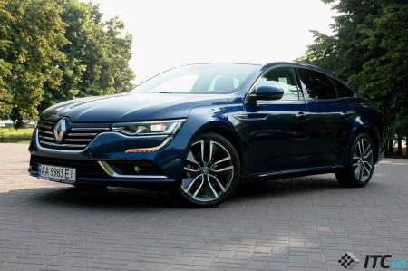 Renault Talisman: малоизвестный, но очень интересный