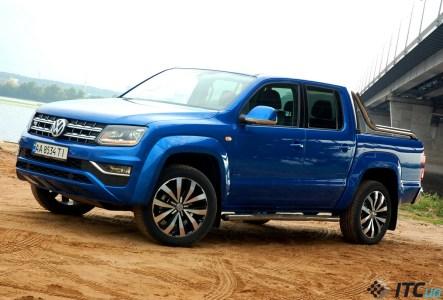 Подтверждаем высокий класс Volkswagen Amarok среди пикапов, забывая о его цене