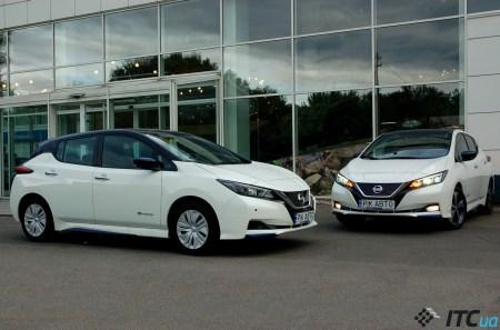 Гид покупателя Nissan LEAF 2: сравниваем разные версии и цены