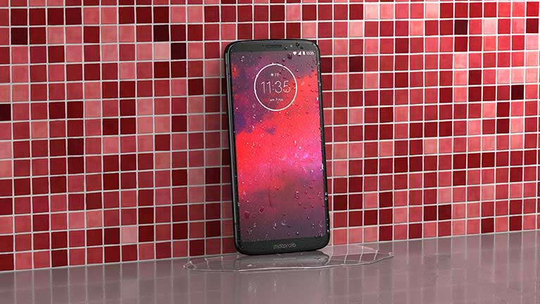 Motorola официально представила смартфон Moto Z3 и модуль 5G Moto Mod для поддержки сетей пятого поколения