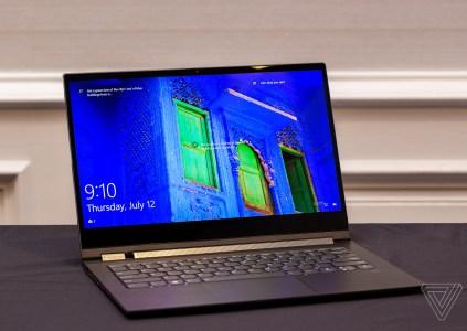 Lenovo представила новый флагманский потребительский ноутбук-трансформер Yoga C930 по цене от $1400