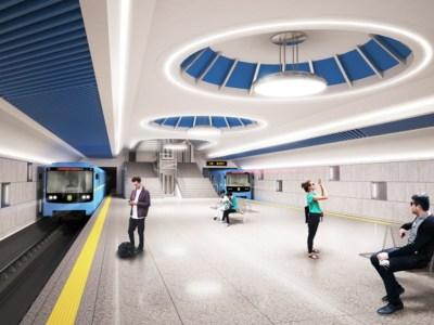 «Дубль два»: Киевский метрополитен повторно объявил тендер на продление метро до Виноградаря