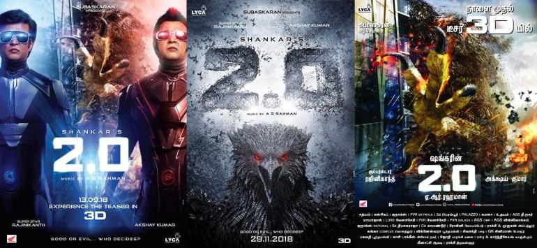 """""""Киберпанк, который мы заслужили"""": Индийская киностудия сняла фантастический боевик """"2.0"""" со взбесившимися смартфонами, роботами и монстрами [трейлер]"""