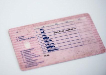 В Дании хотят перевести водительское удостоверение в цифровой вид и работать с ним через приложение на смартфоне