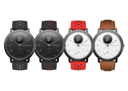Withings выпустила свои первые умные часы после отделения от Nokia