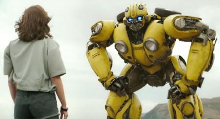 Вышел новый трейлер фильма Bumblebee / «Бамблби» из вселенной Трансформеров