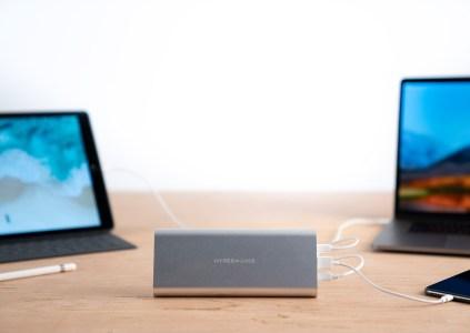 На Kickstarter собирают деньги на «самый мощный в мире павербанк USB-C» HyperJuice, способный передавать до 130 Вт энергии