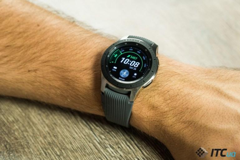 часы Galaxy Watch
