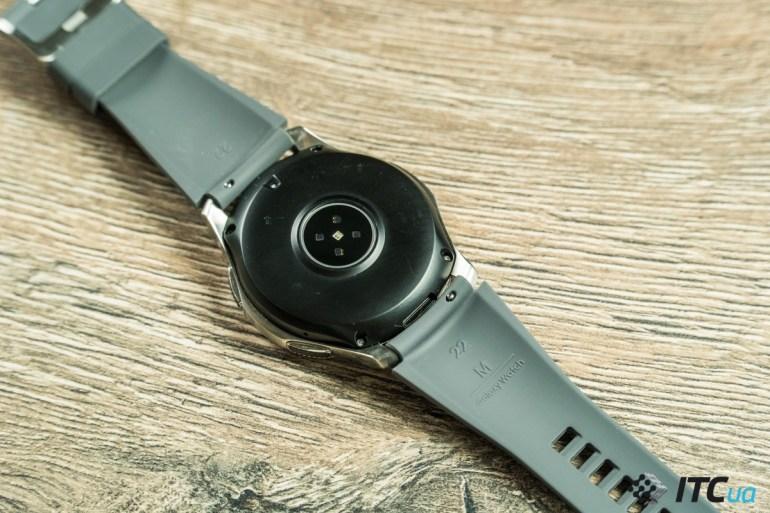 пульс Galaxy Watch