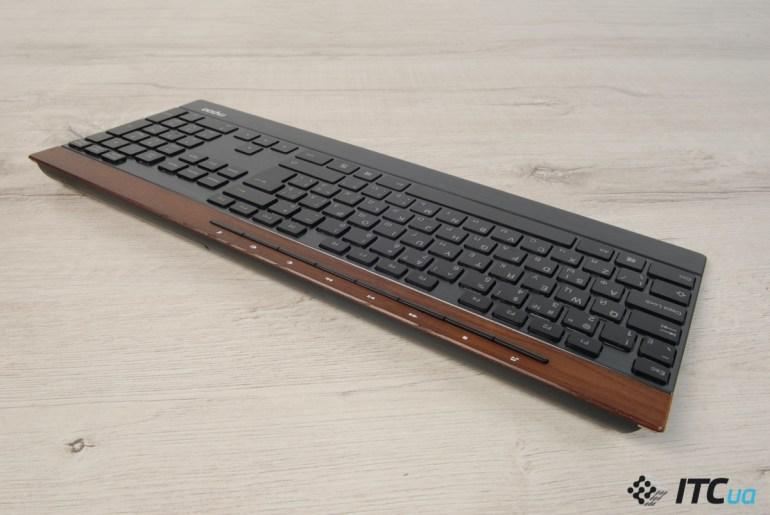 Обзор беспроводной клавиатуры Rapoo E9260