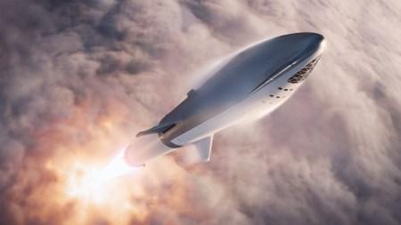 SpaceX представила видение того, как будет выглядеть база колонизаторов на Марсе