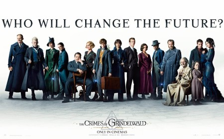 Вышел финальный трейлер фильма «Фантастические звери: Преступления Гриндевальда» / Fantastic Beasts: The Crimes of Grindelwald