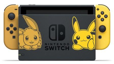 Nintendo выпустит консоль Nintendo Switch Pikachu & Eevee Edition с уникальным оформлением, игрой Let's Go и Poke Ball Plus в комплекте