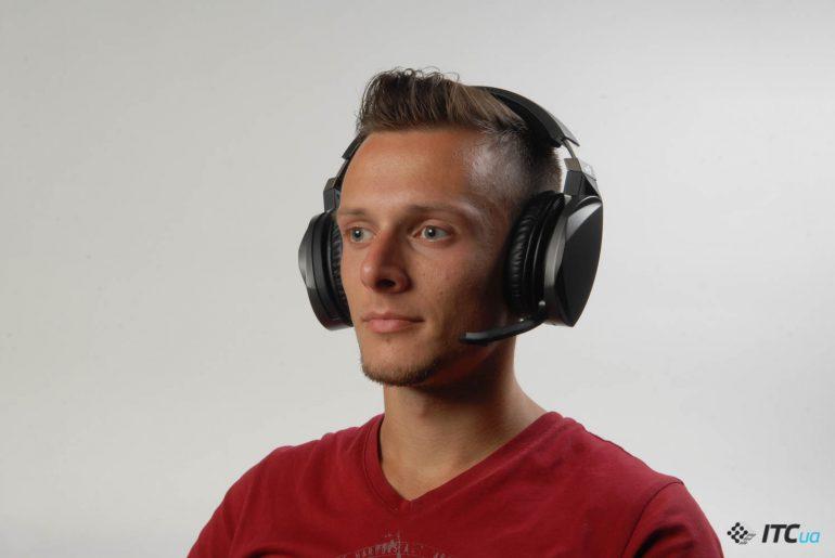 Обзор беспроводных игровых наушников ROG Strix Fusion Wireless