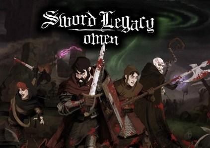 Sword Legacy Omen: Британия до Артура