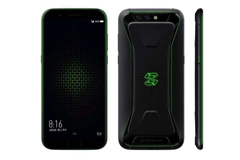 Геймерский смартфон Black Shark 2 засветился в базе TENAA, новинка получит свежий дизайн, но сохранит 5,99 дюймовый экран