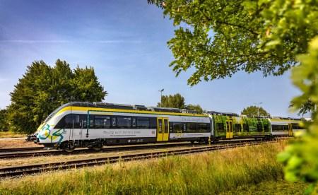 В Германии начнётся тестовая эксплуатация пассажирского электропоезда Bombardier на аккумуляторных батареях