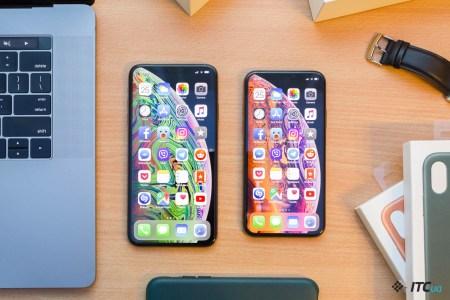 iPhone Xs и iPhone Xs Max — обзор смартфонов Apple