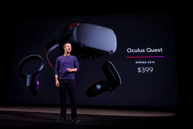 Oculus Quest – автономная VR-гарнитура нового поколения с беспроводным дизайном и ценой $399