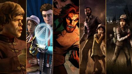 Студия Telltale Games объявила о банкротстве и уволила большую часть сотрудников