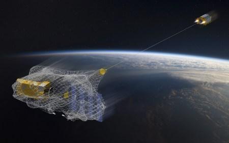 «Космический мусорщик» RemoveDebris успешно завершил первые испытания