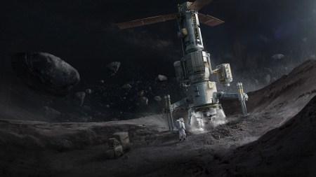 Геологическая служба США намерена добывать полезные ископаемые в космосе