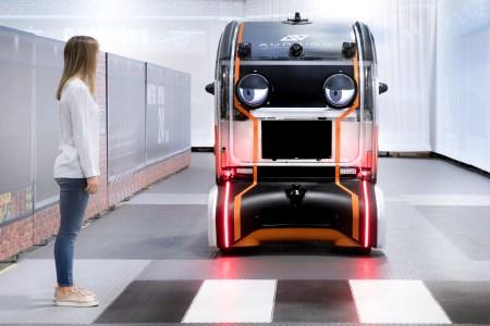 В Jaguar Land Rover предложили наделить беспилотные автомобили «человеческими» глазами, чтобы люди им больше доверяли