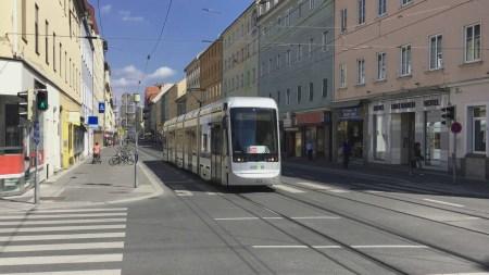 Компания Siemens намерена испытать беспилотный трамвай в Потсдаме