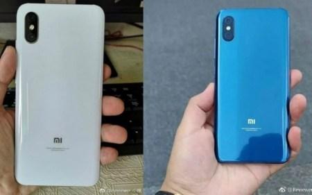 Xiaomi вскоре представит новые смартфоны Mi 8 Youth и Mi 8 Screen Fingerprint Edition
