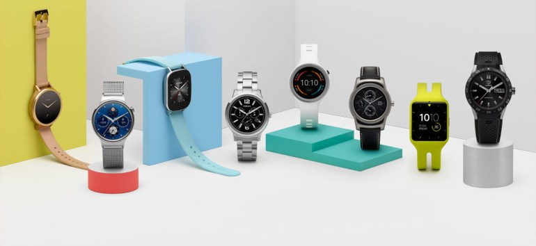 Google не планирует выпускать собственные умные часы в этом году
