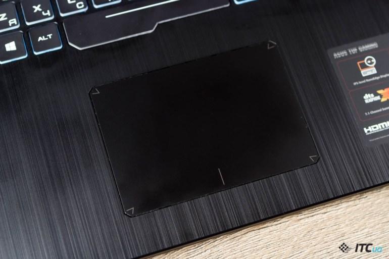 Обзор игрового ноутбука ASUS TUF Gaming FX705G