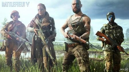 EA выложила первый трейлер сюжетной кампании Battlefield V «Военные истории»