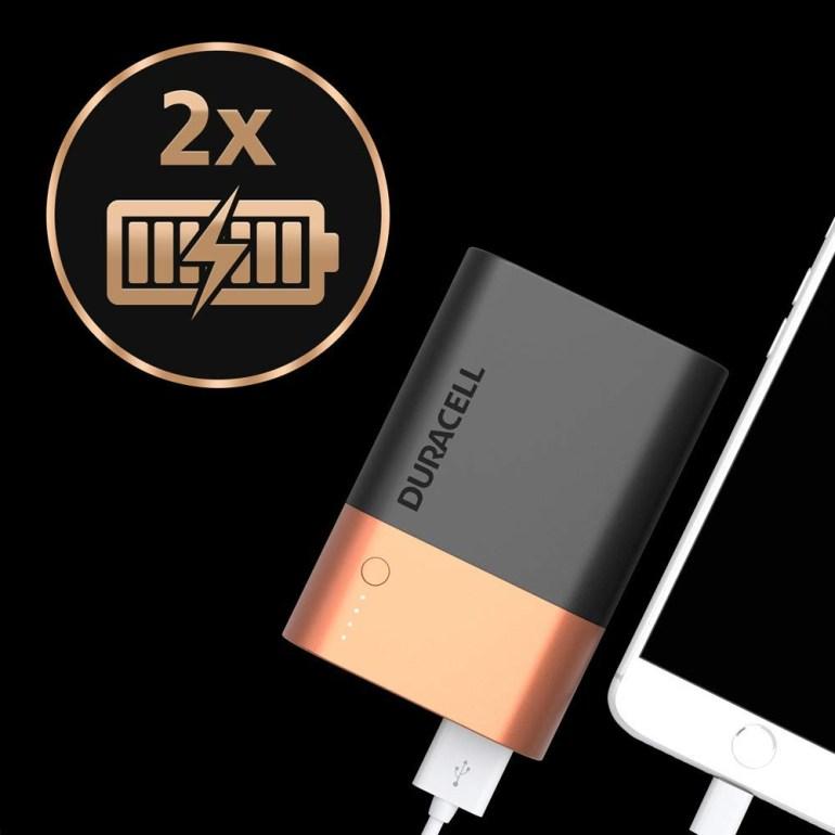 Компания Duracell выпустила линейку внешних аккумуляторов в виде обычных батареек для индийского рынка