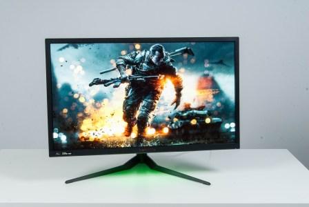 Обзор игрового монитора Acer Predator X27
