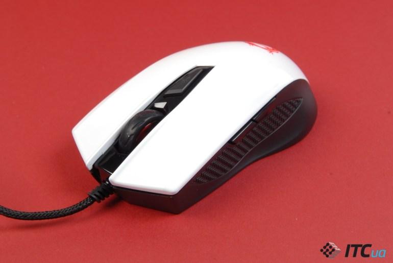 Обзор игровой мыши MSI Clutch GM40