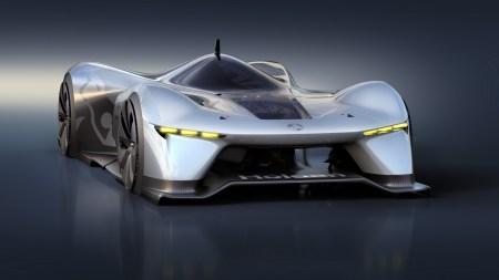 Holden Time Attack Concept Racer — виртуальный концепт электромобиля с мощностью 1 МВт и разгоном до 100 км/ч всего за 1,25 секунды