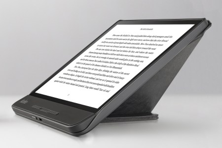 Kobo Forma — новый ридер с 8-дюймовым пластиковым экраном E Ink Carta HD, подсветкой, водозащитой и ценником $280