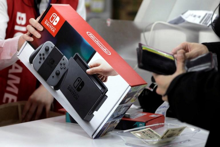 WSJ: В 2019 году Nintendo выпустит обновленную версию консоли Nintendo Switch, которая скорее всего получит OLED-экран