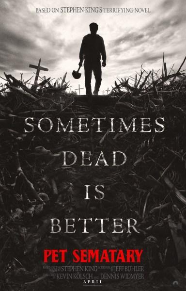 """""""Иногда лучше оставаться мертвым"""": Первый трейлер фильма ужасов Pet Sematary / """"Кладбище домашних животных"""" по книге Стивена Кинга"""