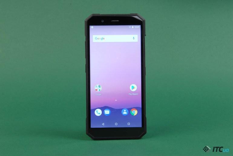 Обзор защищенного смартфона Sigma mobile X-Treme PQ53