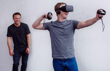 Сооснователь Oculus Брендан Айриб ушел из Facebook