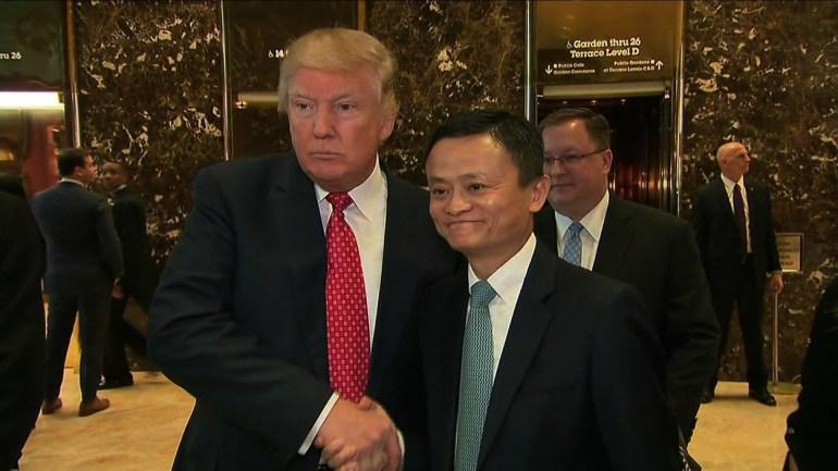 """Основатель Alibaba Джек Ма: """"Торговля должна быть двигателем мира"""""""