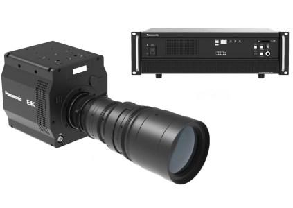 Panasonic анонсировала первую в мире 8K камеру на базе органического сенсора с широким динамическим диапазоном