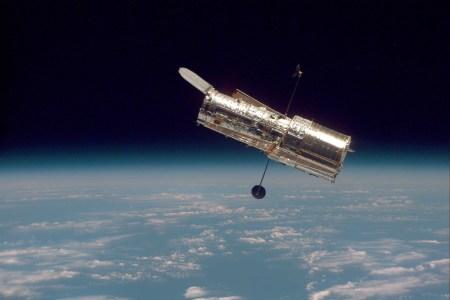 У телескопа Hubble отказал четвертый гироскоп. Он перешел в «спящий» режим