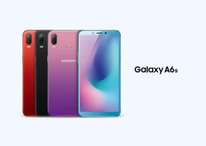 Galaxy A6s – первый смартфон Samsung, изготовленный другим производителем