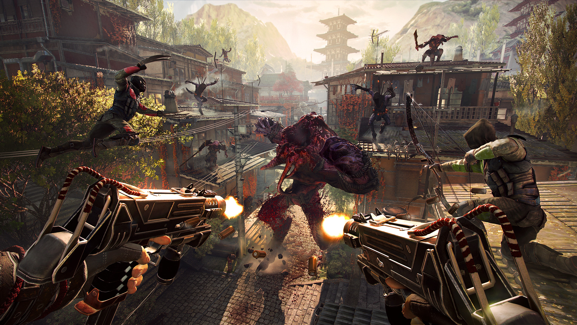 GOG бесплатно раздаёт игру Shadow Warrior 2 - ITC.ua
