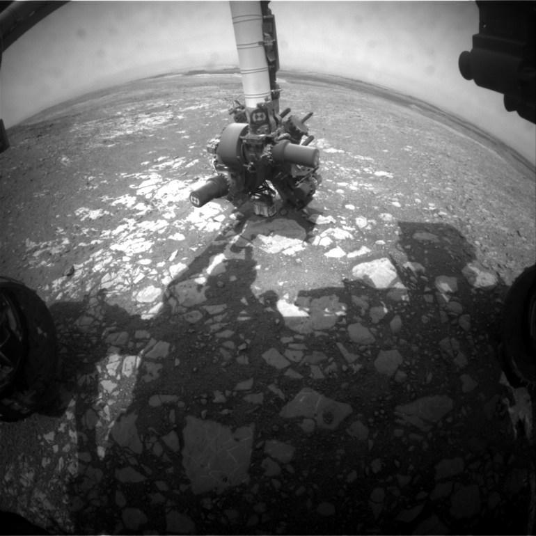 Инженерам NASA удалось частично возобновить работу ровера Curiosity