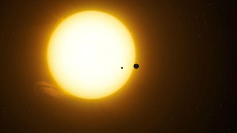 Астрономы, похоже, действительно открыли первую экзолуну