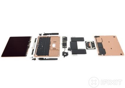 iFixit: В новом MacBook Air действительно легче заменить батарею, но общая ремонтопригодность – на 3 из 10